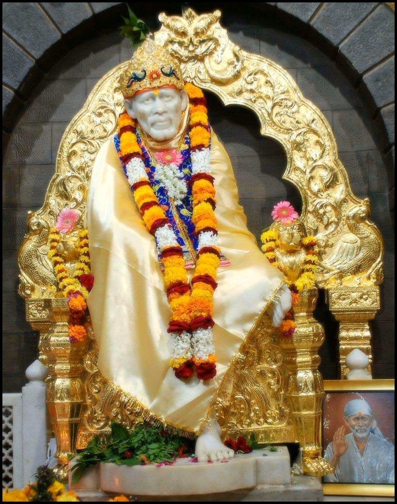 Baba online sai Online Darshan